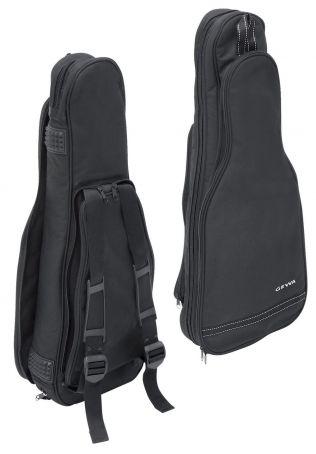 Tvarové pouzdro na záda – housle/viola SPS Batoh pro housle-černá