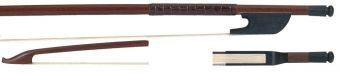 Bach-smyčec Smyčec pro Fidel, Diskant a Alt-Gambu Brazil dřevo, školní smyčec