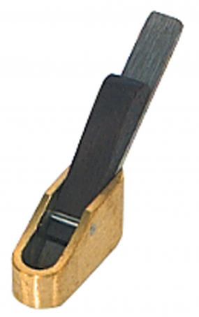 Hoblík pro stavbu houslí Plochá pata