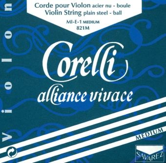 Corelli struny pro housle Alliance Light 801ML