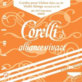 Corelli struny pro housle Alliance Light 800ML