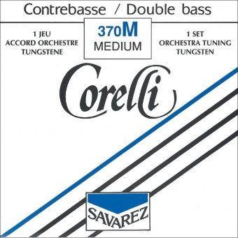Corelli struny pro kontrabas Orchestrální ladění Medium 371M
