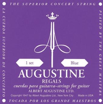 Augustine struny pro klasickou kytaru Regal Label Sada Red medium