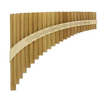 Panovy flétny Solist