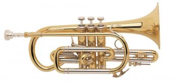 Bb-kornet 184 Stradivarius 184