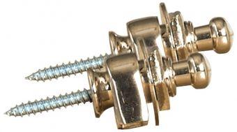 Jištění pro popruh F&S Security Lock nikl szett+