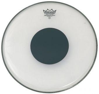 Blána pro bicí CS Ambassador Transparentní Bass drum 26