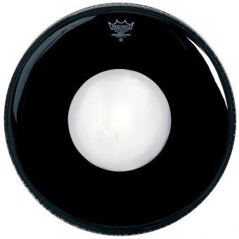 Blána pro bicí Ambassador Ebony Bass drum 20