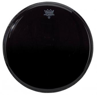 Blána pro bicí Ambassador Ebony Bass drum 28