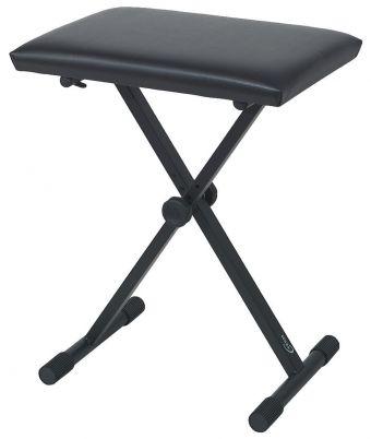 Stolička pro Keyboard Černá KB-20B