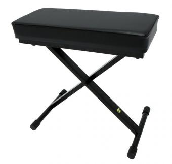 Stolička pro Keyboard Černá KB-30B
