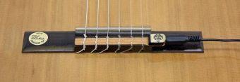 Akustický snímač F&S Koncertní kytara CG-1 Koncertní kytara