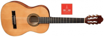 Koncertní kytara Almeria Europe 3/4 velikost