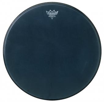 Blána pro bicí Powerstroke 3 Black Suede Bass drum 20