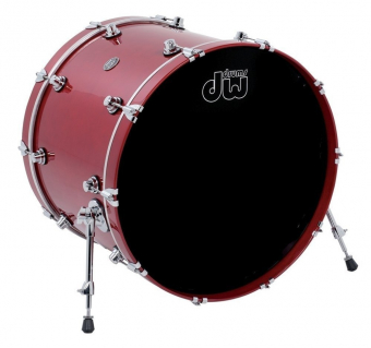 Bassdrum Performance Lacquer Cherry Stain