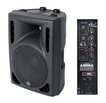 Aktivní Box A-Amp twelve Biamp 12