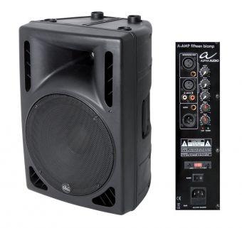 Aktivní Box A-Amp fifteen Biamp 15