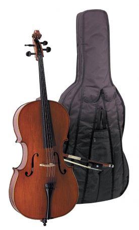 Cello – garnitura EW 3/4 hratelné provedení z dílny GEWA