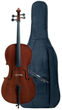 Cello – garnitura HW 4/4 hratelné provedení z dílny GEWA