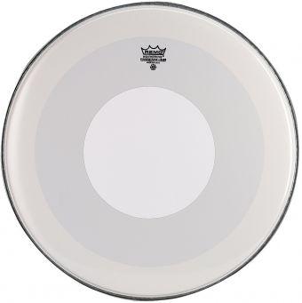 Blána pro bicí Powerstroke 4 Bílá, bass drum 28