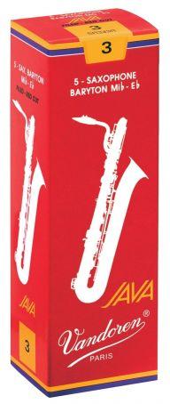 Plátek Baryton saxofon Java Filed Red 4
