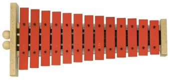 Zvonkohra G13 G13R červené destičky