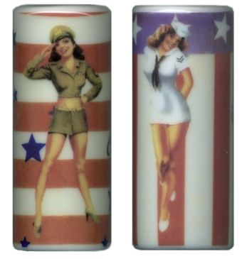 Bottleneck/Slide American Hottie Medium