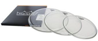 Blána pro bicí Emperor Transparent ProPack PP-0982-BE