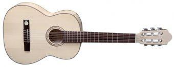 Koncertní kytara Pro Natura Silver  1/2 velikost 1/2 velikost
