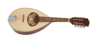 Plochá mandolína Pro Arte Model 1 Vysoký lesk