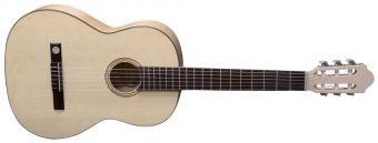 Koncertní kytara Pro Natura Silver  4/4 velikost 4/4 velikost