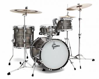 Bass drum USA Brooklyn Grey Oyster
