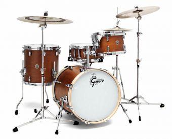 Bass drum USA Brooklyn Satin Mahogany