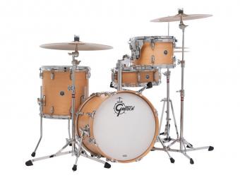 Bass drum USA Brooklyn Satin Natural