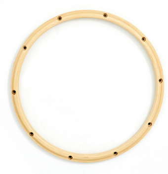 Dřevěná napínací obruba Snare Batter Side Hoops SC-1408WTT 14