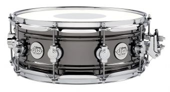 Snare drum Design Black Brass 14 x 6,5