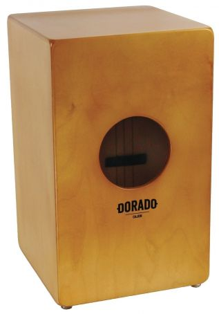 Cajon Dorado CJ-6220-A1 Amber Finish