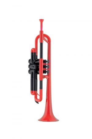 Trumpeta Červená