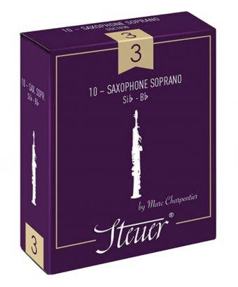 Plátek Soprán saxofon Traditionell 1 1/2
