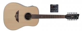 E – akustická kytara RT-10-12 E Root Natural Satin