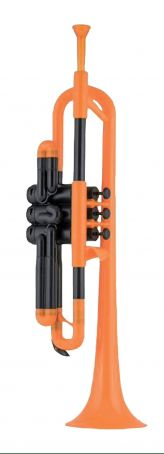 Trumpeta Oranžové