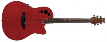 E – akustická kytara AE44IIP Mid Cutaway Cherry Flame AE44IIP-CHF