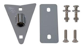 Boční deska pro Djembé Aspire - LPA632-SW Černá barva (práškový lak) LPA930