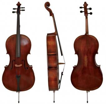 Cello Germania 11 4/4 Model Rom antik Hratelné provedení