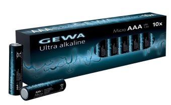 Baterie 1,5 V Micro AAA Alkaline