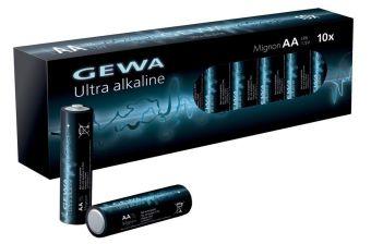 Baterie 1,5 V Mignon AA Alkaline