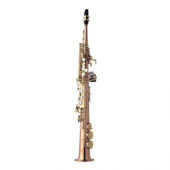 Bb-soprán saxofon S-WO2 Professional S-WO2