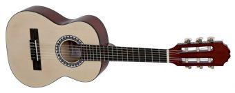 Koncertní kytara BasicPlus 1/4 natural