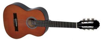 Koncertní kytara Basic 1/4 medová barva