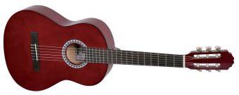 Koncertní kytara Basic 1/2 medová barva